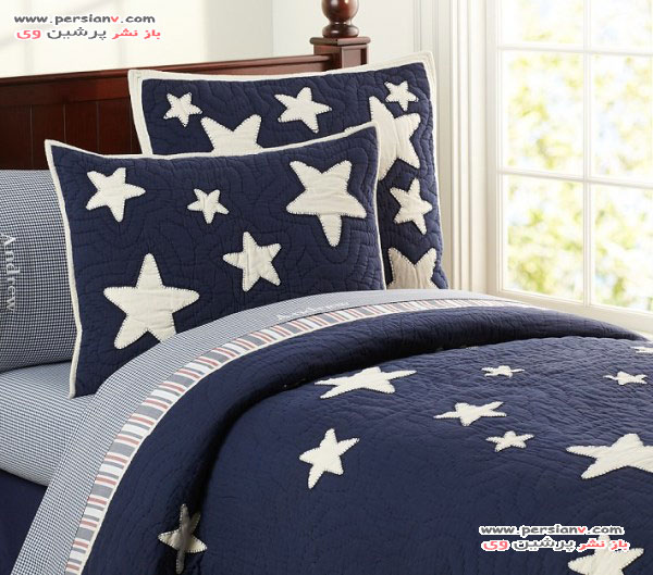 Stars And Moon Twin Bedding